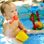 How To Breastfeed Your Baby At The Pool Or Hot Tub
