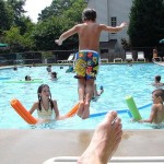 Tips To Ensure Safety At Swimming Pool