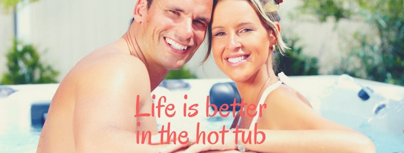 life is better in the best hot tubs