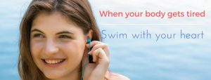 best waterproof mp3 players for swimming