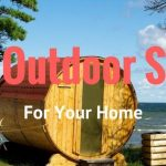 Best Outdoor Sauna for Your Home