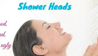 The best shower head that bring pleasure to the bathroom experience