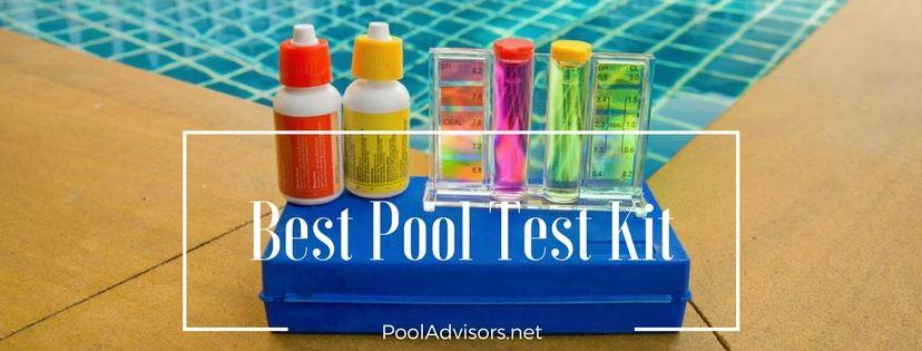 Best Pool Test Kit