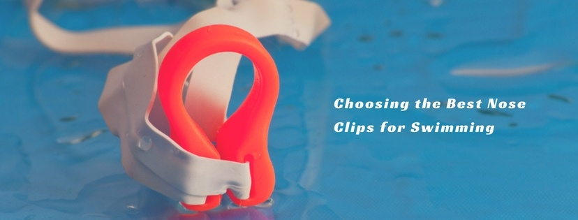 Choosing the Best Nose Clips for Swimming