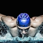 how to swim fast without getting tired