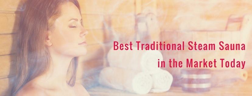 best traditional steam sauna