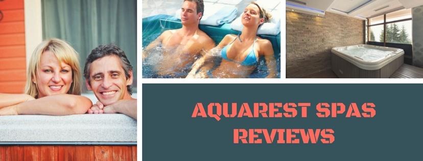 AquaRest Spas Reviews