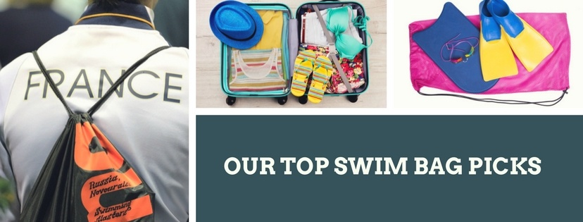 Our Top 7 Swim Bag Picks
