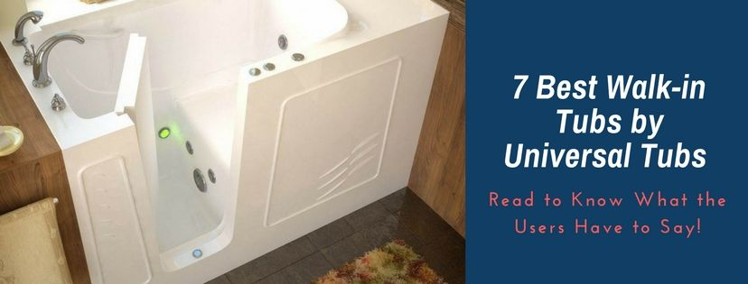 universal walk in tubs reviews