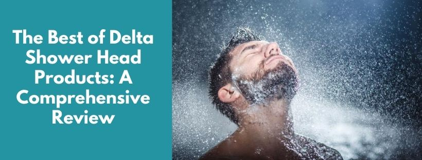 best delta shower head reviews