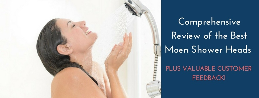 moen shower head reviews