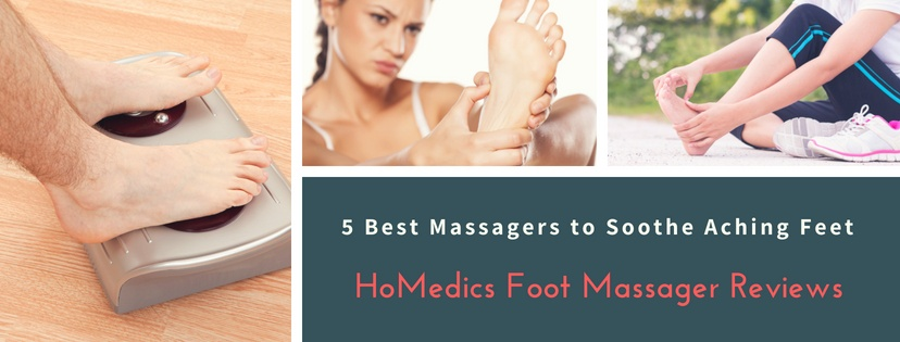 5 Best HoMedics Foot Massager Reviews