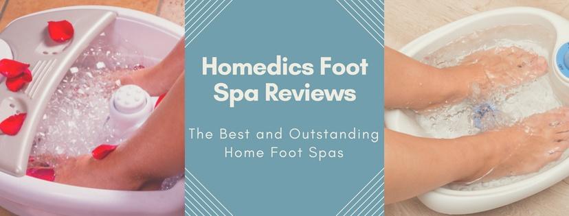Homedics Foot Spa Reviews