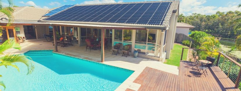 Solar Pool Heater for Home