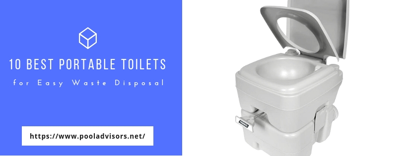 Best Portable Toilet reviews