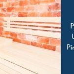 Proven Benefits of Using Himalayan Pink Salt in a Sauna