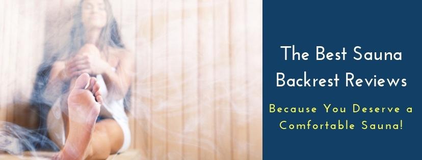 Best Sauna Backrest Reviews