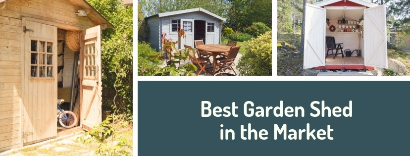 Best Garden Shed Reviews