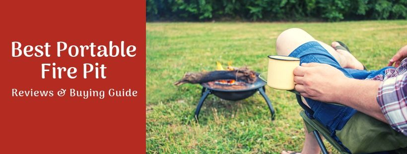 best portable fire pit reviews buying guide