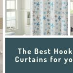 Best Hookless Shower Curtains