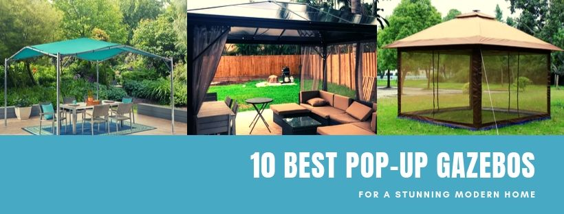 10 Best Pop-Up Gazebos