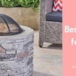 Best Stone Fire Pits for Outdoor Use