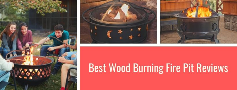 Best Wood Burning Fire Pit Reviews