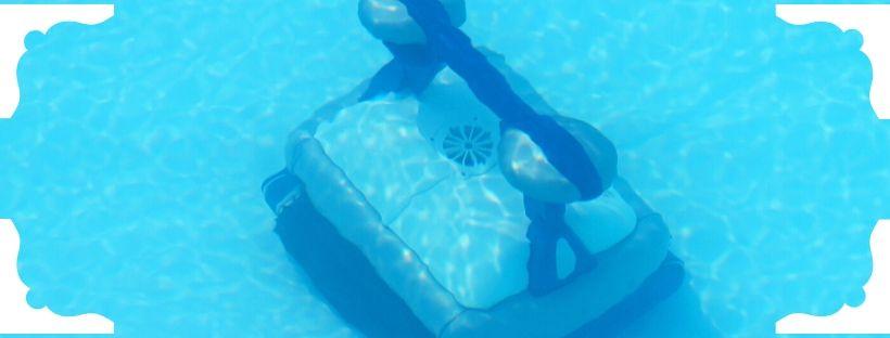 Automatic Robotic Pool Vacuum Cleaner