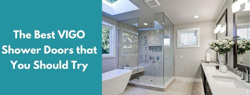 Best VIGO Shower Doors Reviews
