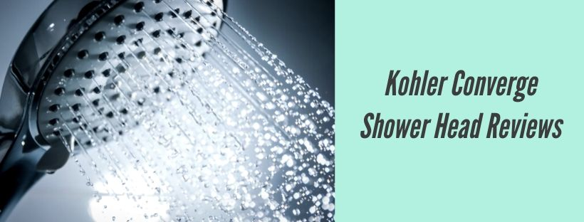 Kohler Converge Shower Head Reviews
