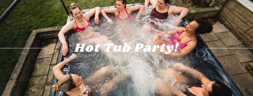 Best 8 Person Hot Tubs for your party