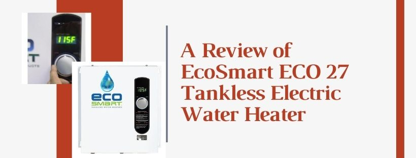 ecosmart eco 27 reviews