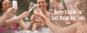 what is a saltwater hot tubs