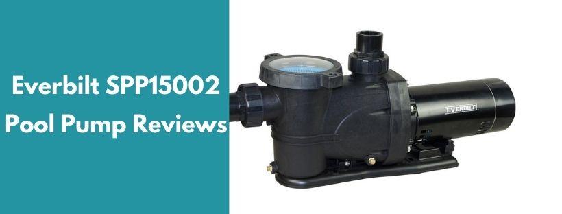everbilt pool pump reviews