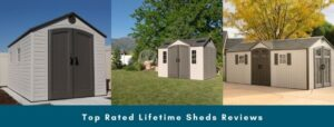 Top Rated Lifetime Sheds Reviews