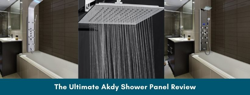 Akdy shower panel review