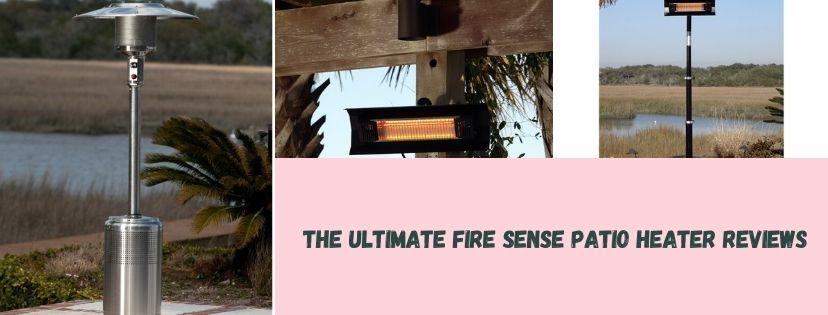 Fire Sense Patio Heater Reviews