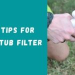 how to clean hot tub filter